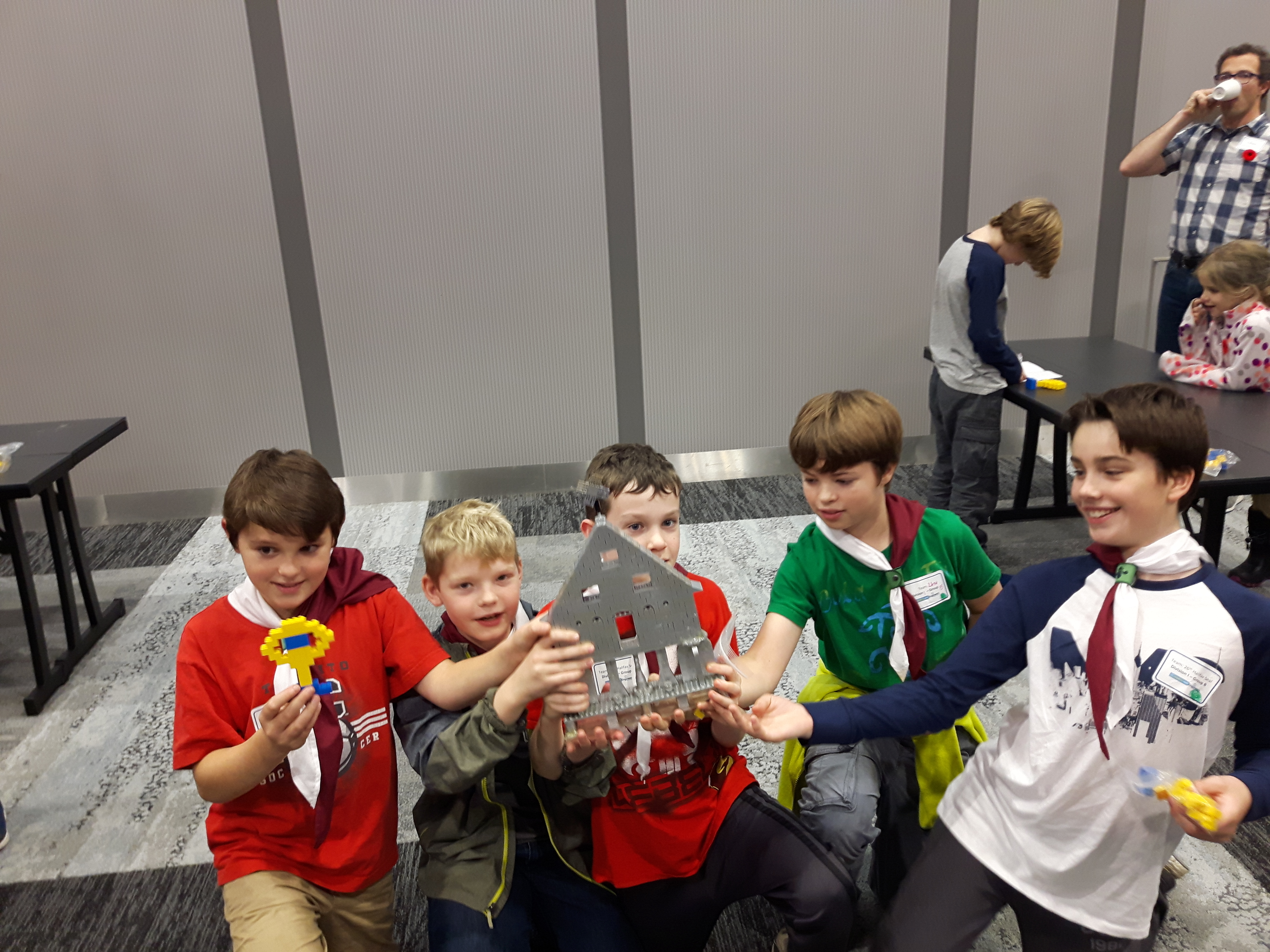 26th Halifax Scouts at StemFest 2018